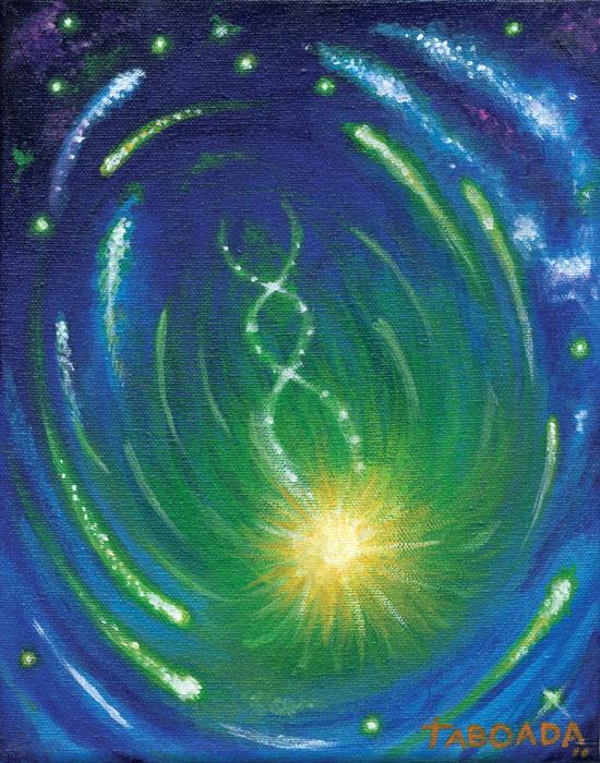 Spiritual Art Is Impacting Humanity
