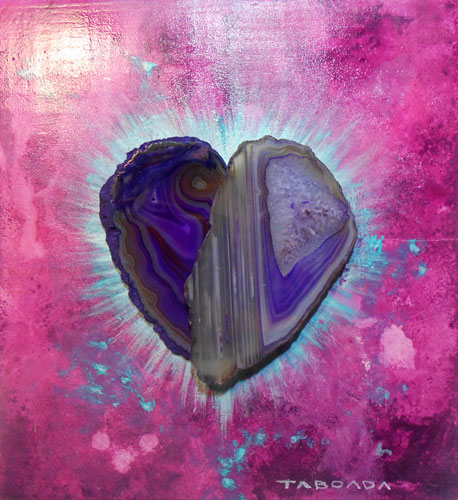Spiritual-Art-With-Crystals-My Heart-Pete-Taboada-1-w5