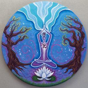 Dallas Yoga art