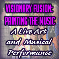 Visionary Fusion – Painting the Music Event
