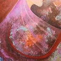Creative Art Process – Cosmic Yogi Festival 5 – Stage 3